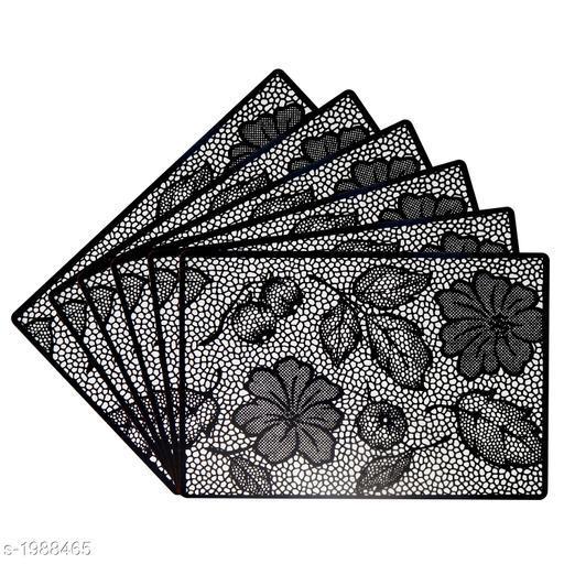 LooMantha PVC Fridge Mat Pack of 6