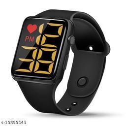 Digital Electronic Sport Wrist Watch Kids