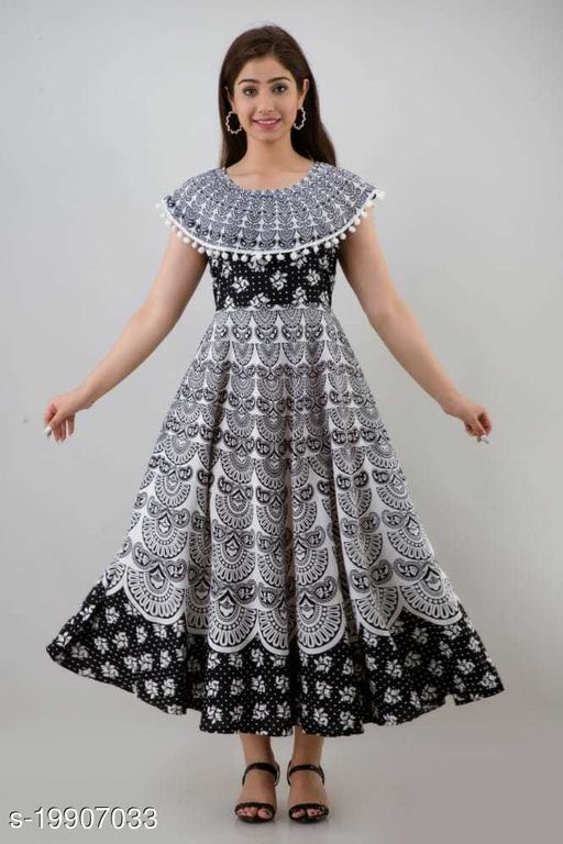 Rukso Collection black and white dress