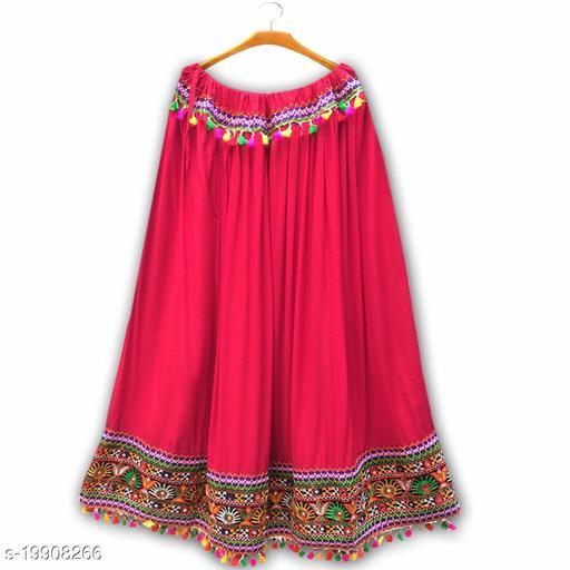 Gorgeous Feminine Women Western Skirts