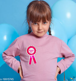 Style Secrets Stylish Birthday Badge for Girls ( Pink )