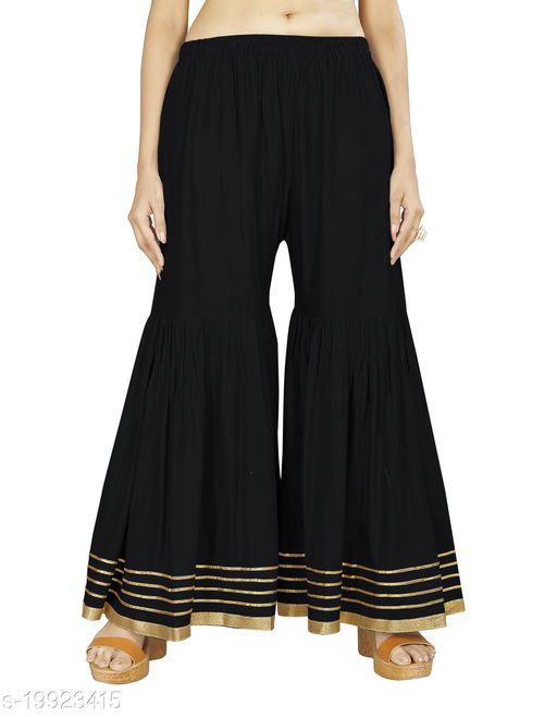 Trendy Designer Sharara