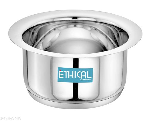 ETHICAL Fineart Stainless Steel Encapsulated Bottom TOP 4 L