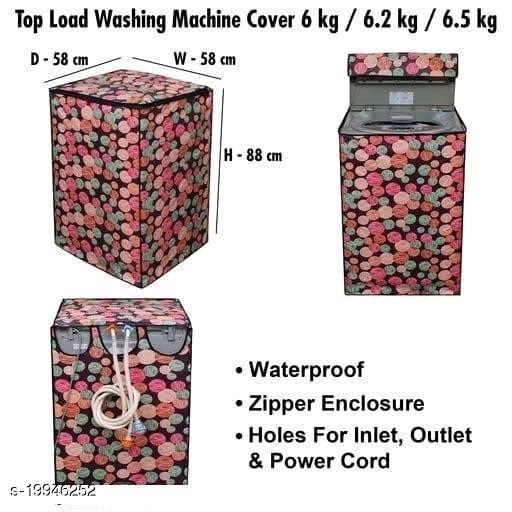 6/6.2/ 6.5 kg  Fully automatic washing Machine