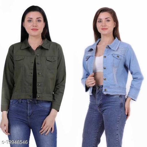 Trendy Graceful Women Ethnic Jackets