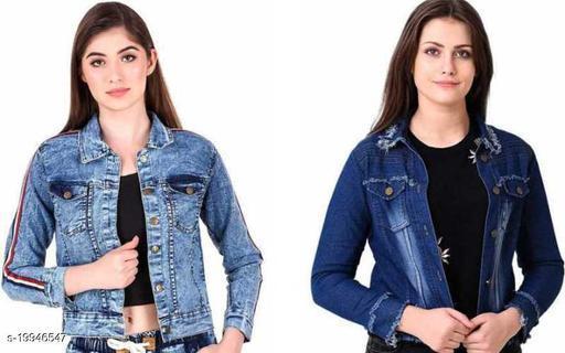 Aakarsha Attractive Women Ethnic Jackets