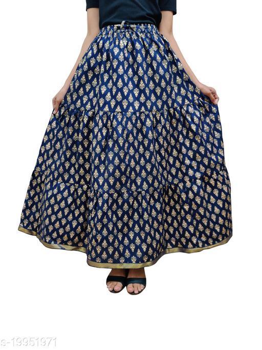 Aakarsha Sensational Women Ethnic Skirts