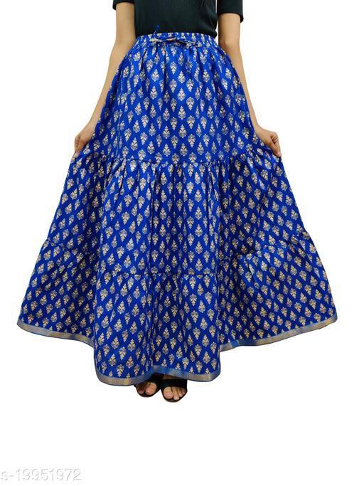 Myra Refined Women Ethnic Skirts