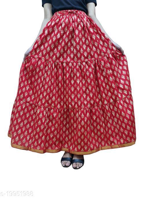 Banita Pretty Women Ethnic Skirts