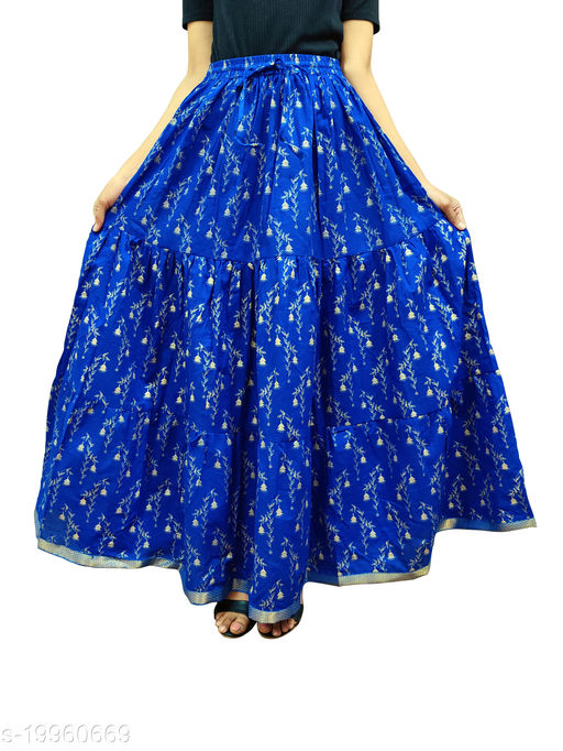 Banita Attractive Women Ethnic Skirts