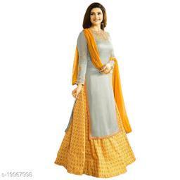 Aishani Fabulous Semi-Stitched Suits