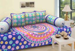Stylish Cotton Diwan Set