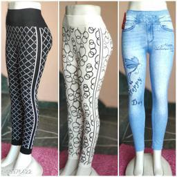 Stylish Women Fancy Legging
