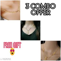 3 Product necklaces combo