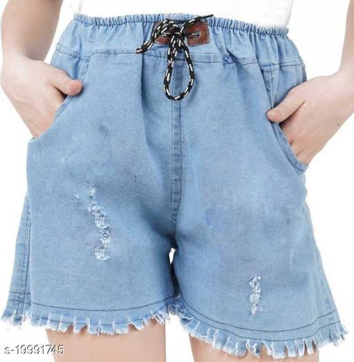 Fancy Unique Women Shorts