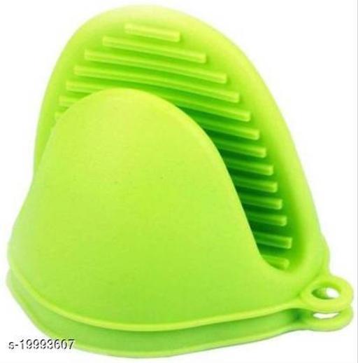 Amaira Silicone Pot Holder Heat Resistant,  1 PAIR  (Multicolor) - Vol-3