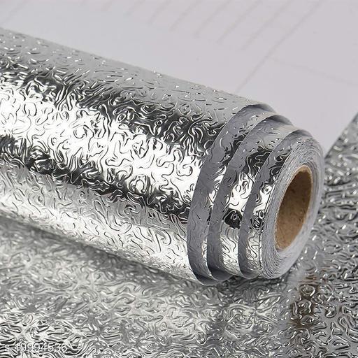 Kitchen Backsplash Self Adhesive Wallpaper Foil Stickers Oil Proof Waterproof Stove { 41 X 200cm}