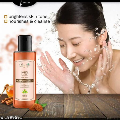 Luster Skin Care Face Wash