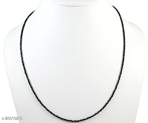 Stylist Crystal Beads Necklace