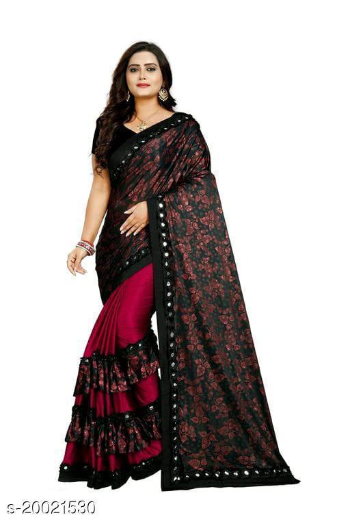 Adrika Vouguish Saree
