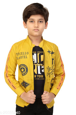FOREVER YOUNG BOY'S T-SHIRT