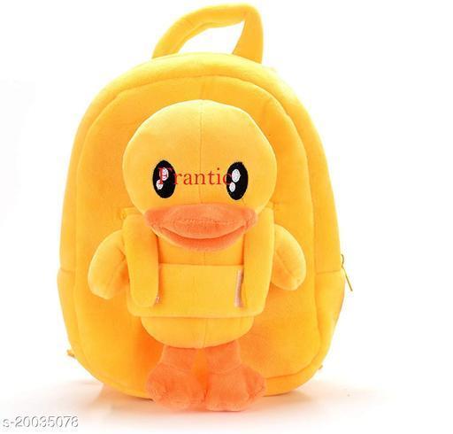 Frantic Kids Plush Bag for Prenursery/Nurseary/Picnic/Birthday (FullBodyDuckP)