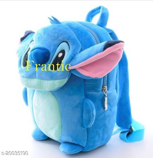 Frantic Kids Plush Bag for Prenursery/Nurseary/Picnic/Birthday (SkyLiloFlap)