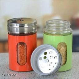 Classy Salt & Pepper Shakers