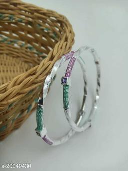Feminine Fusion Bracelet & Bangles