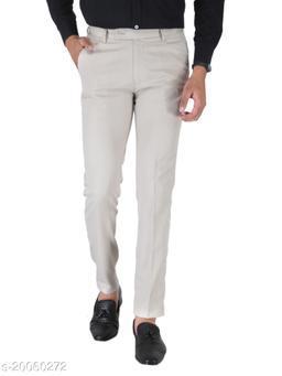 SREY LIGHT OLIVE Formal Trouser