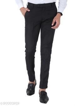 SREY BLACK Formal Trouser