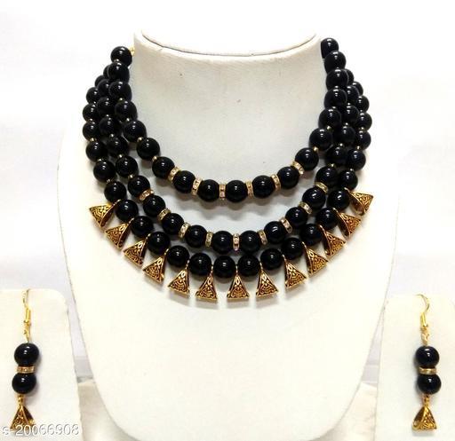 Feminine Colorful Jewellery Sets