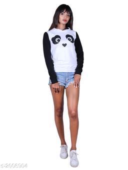 Designer Women's  Cotton Sweatshirt