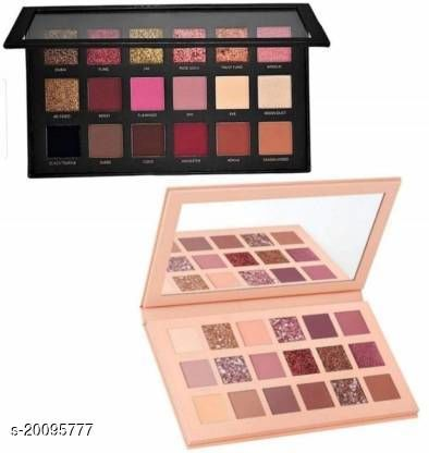 Color Icon Textured Eye shadow & Nude Colours Eyeshadow palette 36 ml  (Multicolour)