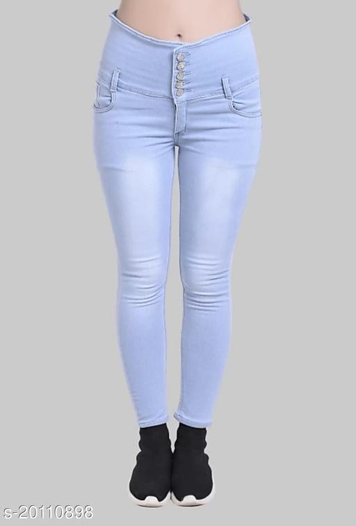 RAPO women's designer denim jeans