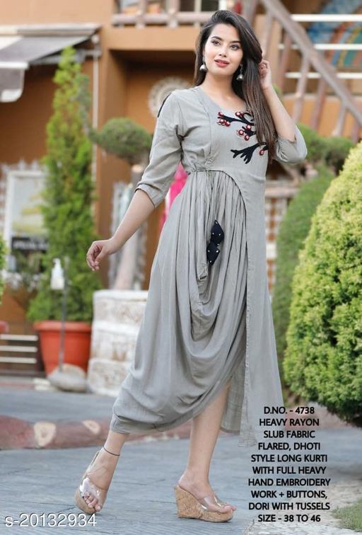 Alisha Pretty Kurtis
