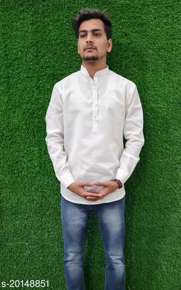 Men's Short Kurta