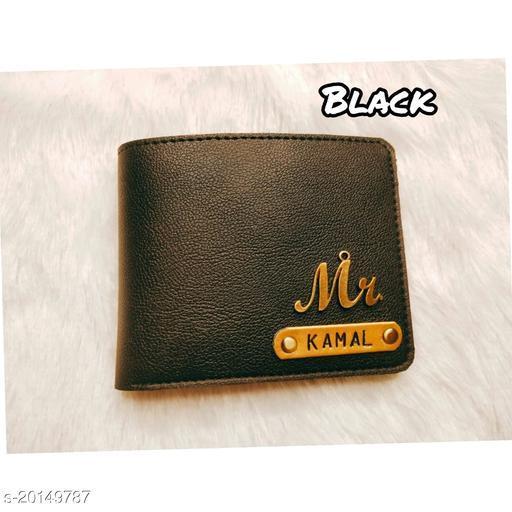 Stylish Men's Blue Faux Leather/Leatherette Wallet