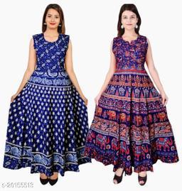 Sauchik Multicolor Cotton dress