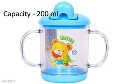 Tiny Tycoonz Baby Sipper with Handle (200 ml)