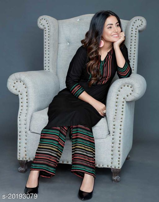 Trendy  Women Kurta Sets