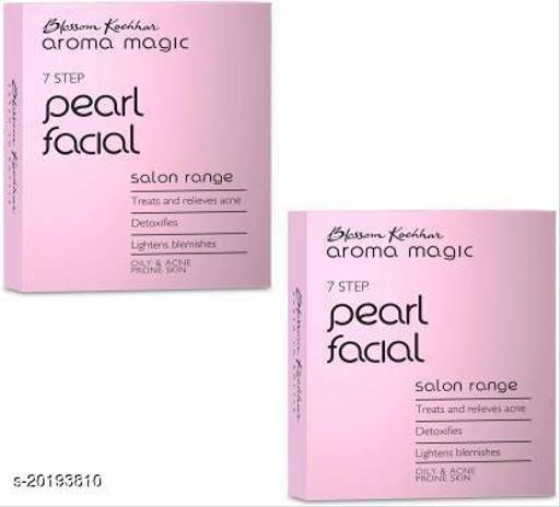 Aroma Magic Pearl Facial Kit Pack of 2