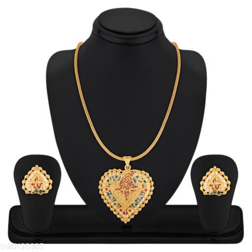 Trendy Chunky Jewellery Sets