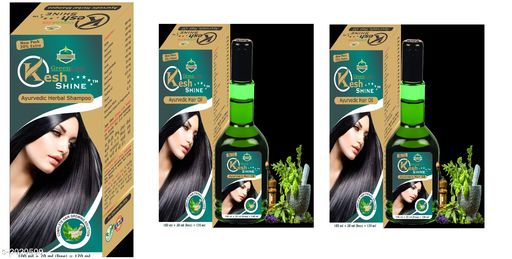 Hair Care Ayurvedic Hair Care Oil & Shampoo Combo ( Pack Of 3 )  *Product Name* Useful Hair Care Ayurvedic Hair Care Oil & Shampoo Combo  *Product Type* Shampoo & Hair Oil  *Capacity* 120 ml Each  *Description* It Has 1 Pack Of Hair Care Herbal Shampoo & 2 Pack Of Hair Care Oil  *Sizes Available* Free Size This product has very limited stock. Order fast! *    Catalog Name: Ayurvedic Hair Care Oil & Shampoo Combo Vol 1 CatalogID_267172 C50-SC1249 Code: 043-2020509-