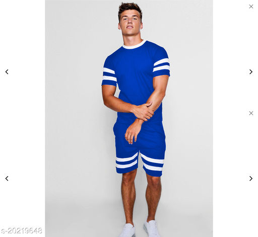 JOGGERS PARK Royal RUNNING TRACK SUITS
