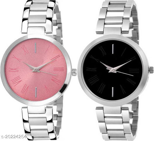 Trendy New Design Analaog Couple Watches