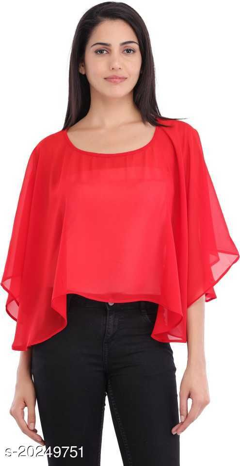 STF trendy party wear shrug for women