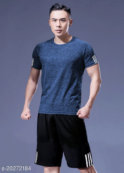 JOGGERS PARK Royal Blue RUNNING TRACK SUITS