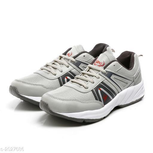 Sports Shoes Stylish Synthetic Leather Men's Sport Shoe  *Material* Outer - Synthetic Leather, Sole - EVA  *IND Size* IND - 6, IND - 7, IND - 8, IND - 9, IND - 10  *Description* It Has 1 Pair Of Men's Sport Shoe  *Sizes Available* IND-6, IND-7, IND-8, IND-9, IND-10 *   Catalog Rating: ★4.1 (87)  Catalog Name: Fashionable Stylish Synthetic Leather Men's Sport Shoes Vol 1 CatalogID_268202 C67-SC1237 Code: 594-2027686-994