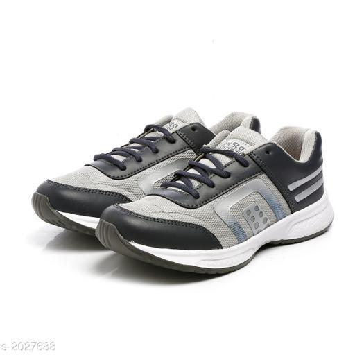Sports Shoes Stylish Synthetic Leather Men's Sport Shoe  *Material* Outer - Synthetic Leather, Sole - EVA  *IND Size* IND - 6, IND - 7, IND - 8, IND - 9, IND - 10  *Description* It Has 1 Pair Of Men's Sport Shoe  *Sizes Available* IND-6, IND-7, IND-8, IND-9, IND-10 *   Catalog Rating: ★4.1 (87)  Catalog Name: Fashionable Stylish Synthetic Leather Men's Sport Shoes Vol 1 CatalogID_268202 C67-SC1237 Code: 594-2027688-994